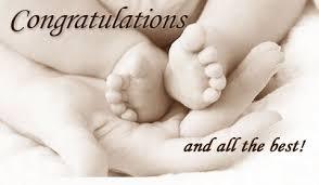 Čestitke ob rojstvu